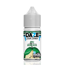 7 DAZE - REDS SALT SERIES - WATERMELON ICED - 30mL (Iced)